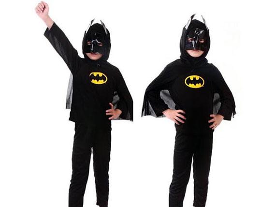 مجموعه لباس بچه گانه بتمن Batman