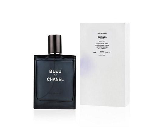 تستر اورجینال ادو تویلت مردانه شانل مدل Bleu de Chanel