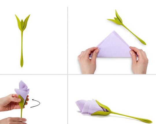 bloom-napkin-holder