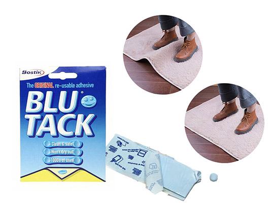 چسب خمیری ترمز فرش بلو تک Blu Tack