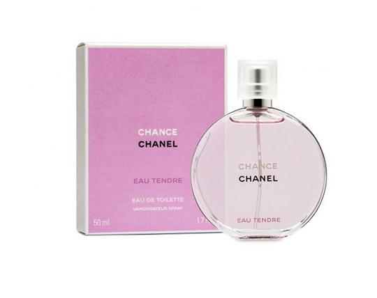 تستر  عطر ادکلن شنل چنس Chanel Chance Tendre