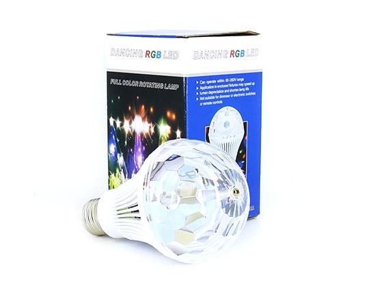 سری جدید لامپ رقص نوردار