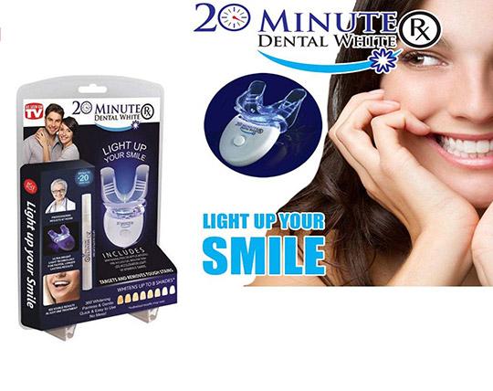 جرم گیر ، لمینت و بلیچینگ دندان Dental light