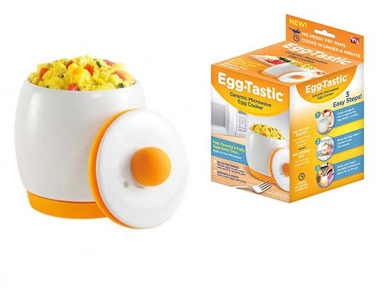 ظرف تخم مرغ پز سرامیکی