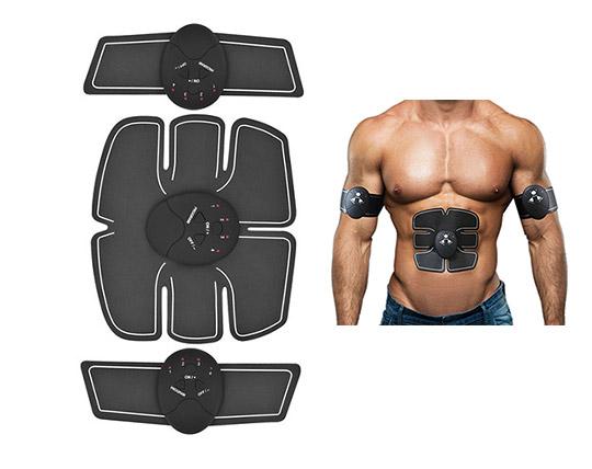 ماساژور شکم و بازو مدل 6Pack مجموعه 3 عددی