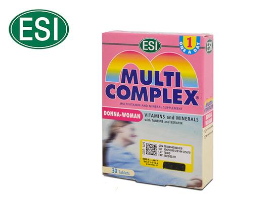 مولتی کمپلکس بانوان اسی ESI MULTI COMPLEX