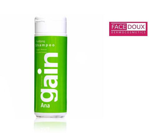 شامپو تقویت کننده موهای خشک آناگین فیس دوکس FACE DOUX