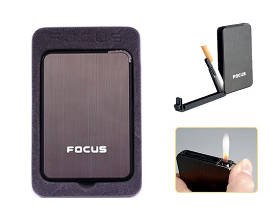 جاسیگاری و فندک مدل Focus Jd