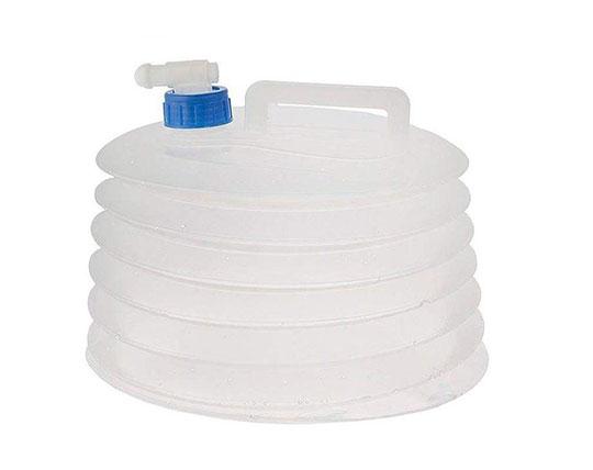 نگه دارنده آب 10 لیتری تاشو