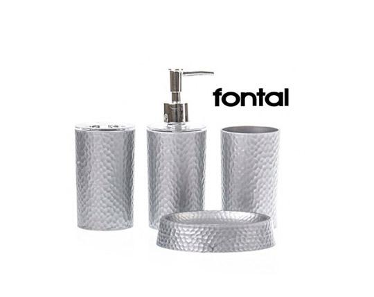ست سرویس بهداشتی 4 تکه Fontal