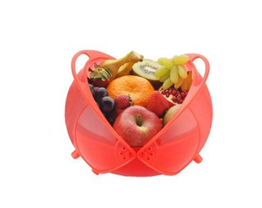 سبد میوه دوطرفه آبکش دار