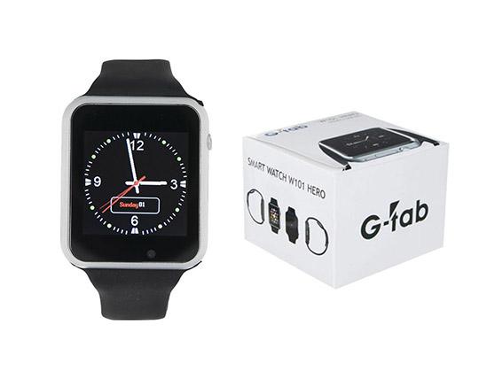 ساعت هوشمند طرح اپل مدل W101