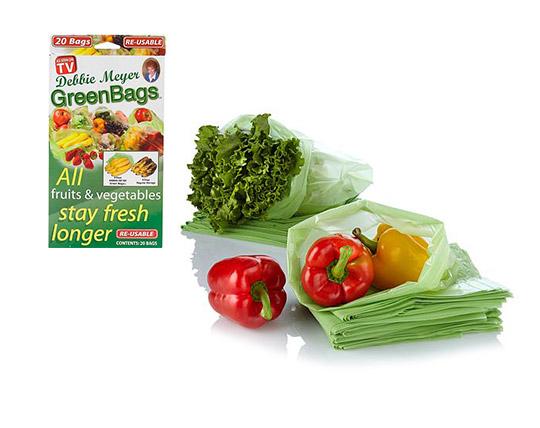 کیسه تازه نگهدارنده مواد Green Bag