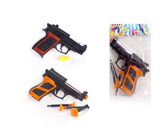 تفنگ اسباب بازی در دو مدل