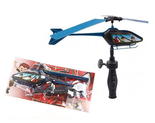 هلیکوپتر پرشی اسباب بازی