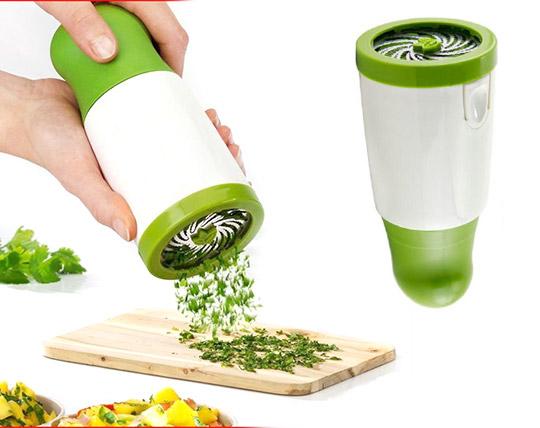 چرخ کن و خردکن دستی سبزیجات
