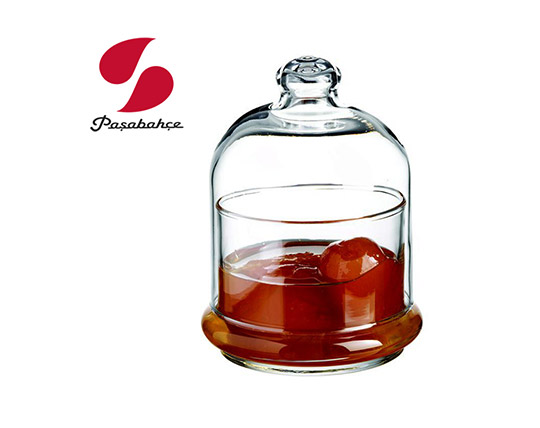 honey-glass-dish