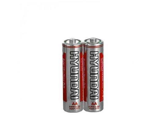 پکیج دو عددی باتری کربن هیوندای نیم قلم شیرینک