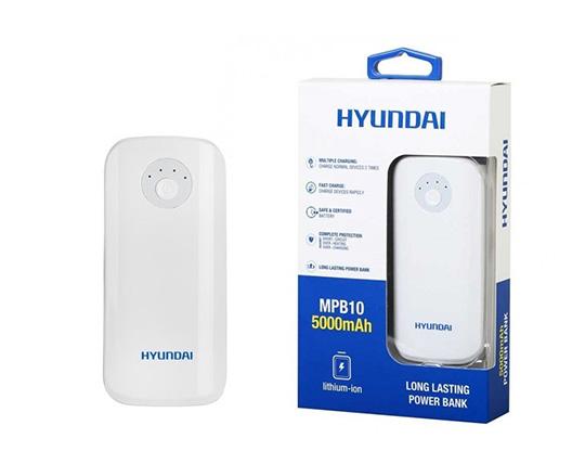 پاوربانک هيوندا مدل Hyundai MPB 10