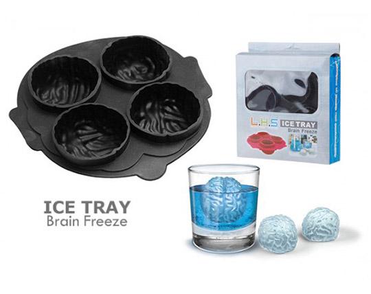 قالب یخ طرح مغز Ice tray