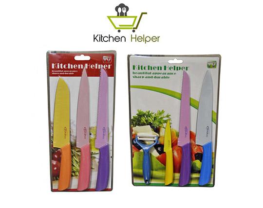 چاقو با روکش سرامیک کیچن هلپر Kitchen Helper