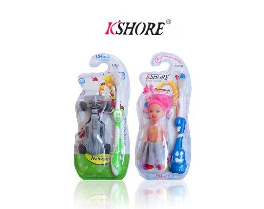 مسواک عروسکی کودک kshore