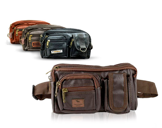 کیف کمری چرم ORIGINAL