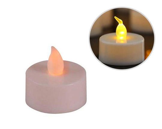 شمع وارمر ال ای دی پرنور