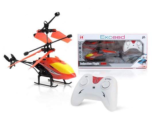 هلیکوپتر کنترلی دو کاناله LH-1802R