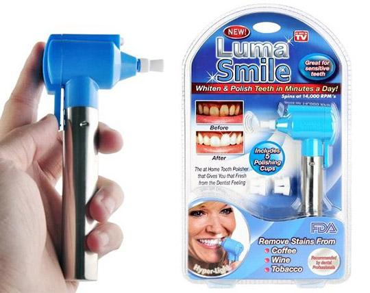 دستگاه سفید کننده و پولیش دندان لوما