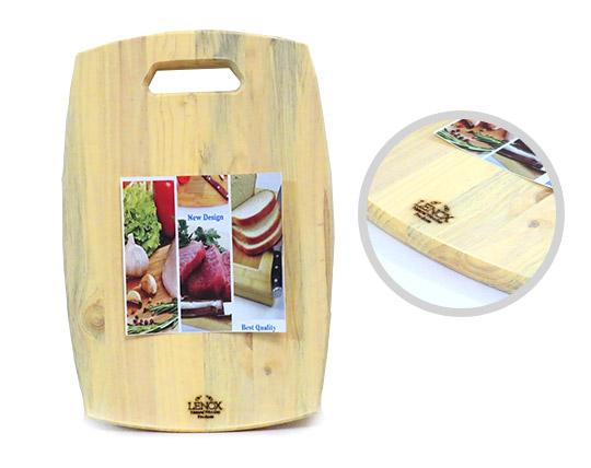 تخته گوشت چوبی دسته دار