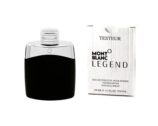 تستر اورجینال ادو تویلت مردانه مون بلان مدل Legend