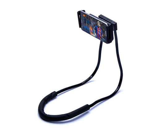 multi-task-neck-mobile-holder