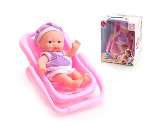 سری جدید عروسک نوزاد Baby Doll مدل 1019
