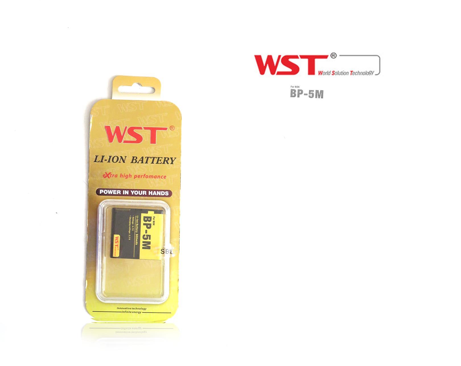 باتری موبایل سامسونگ WST مدل Nokia BP-5M