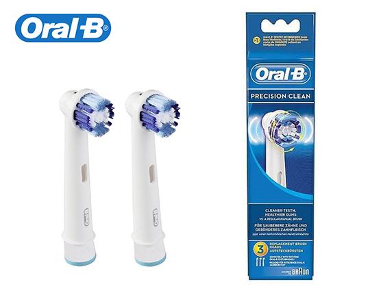 پکیج دو عددی سری مسواک برقی Oral-B Precision Clean