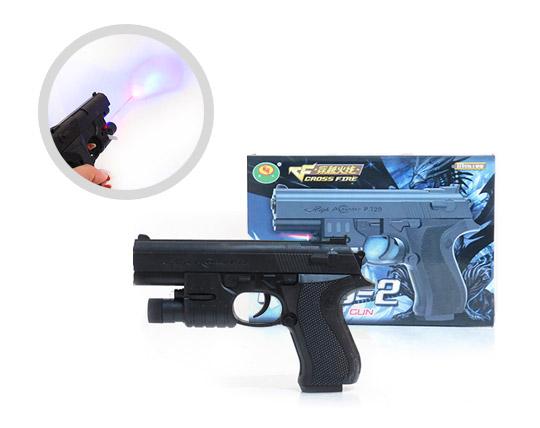 کلت اسباب بازی ساچمه ای لیزری مدل P729-2