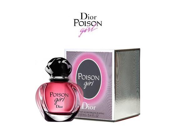 ادکلن دیور پویزن گرل Dior Poison Girl