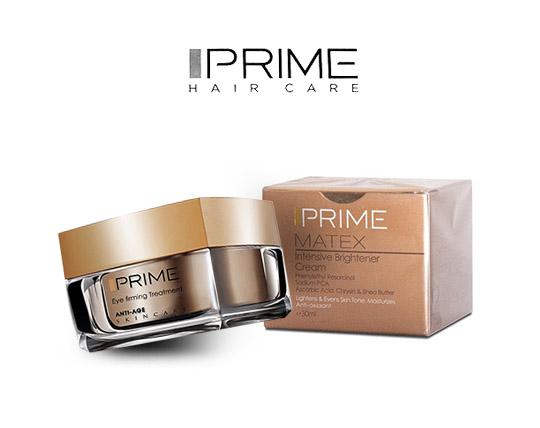 کرم روشن کننده قوی پريم Prime Intensive