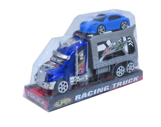 پکیج کامیون قدرتی و ماشین سواری Racing Truck
