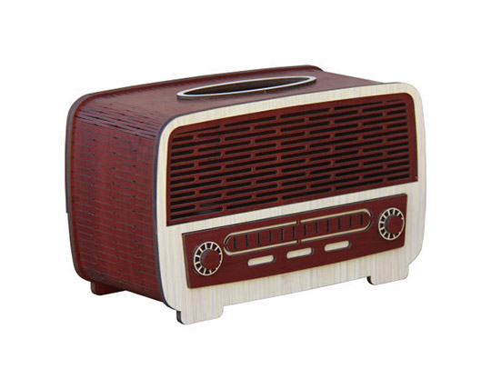 radio-shaped-tissut-box