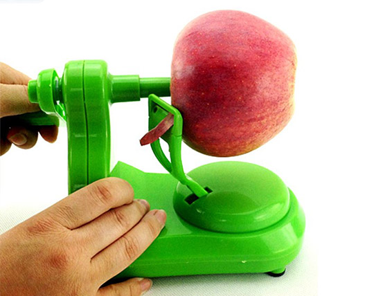 rotating-apple-skin-remover