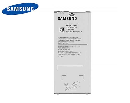 باتری موبایل سامسونگ A5 2016 EB-BA510ABE