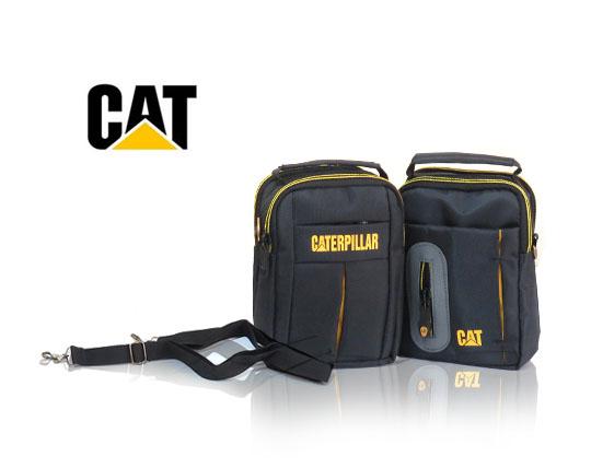 کیف دوشی دو محفظهCAT