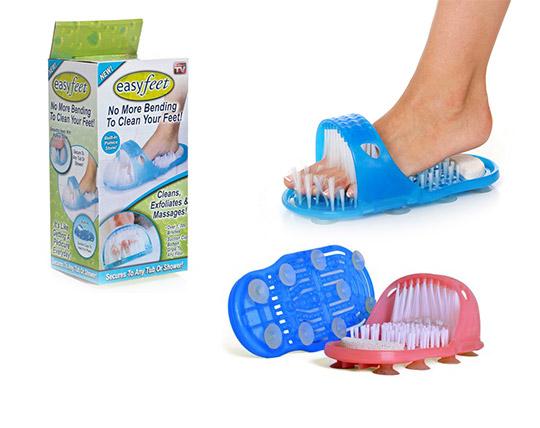 دمپایی شوینده پای حمام