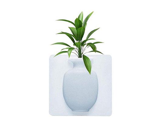 گلدان سیلیکونی