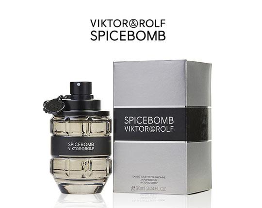 عطر مردانه اسپایس بمب Spice Bomp