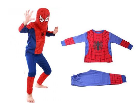 مجموعه لباس بچگانه اسپایدرمن
