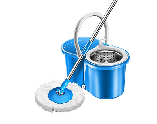 spin-mop-steam-trolley