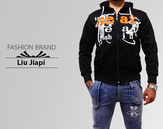 سوییشرت اسپرت برند Liu Jiapi